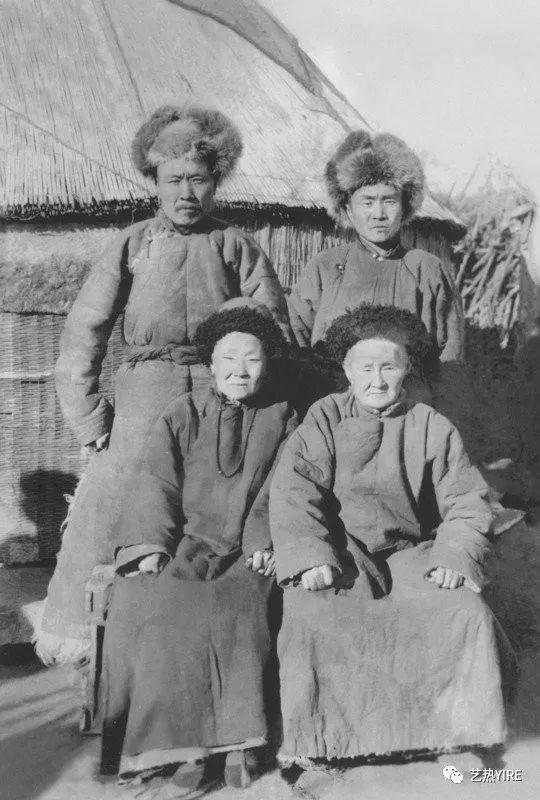 【蒙古历史】科尔沁蒙古民族老照片 太罕见了! 第28张