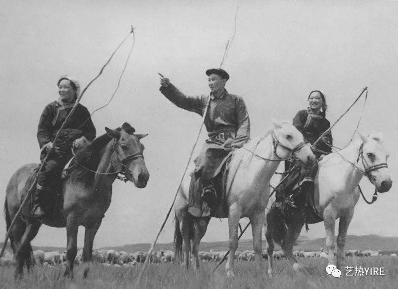 【蒙古历史】科尔沁蒙古民族老照片 太罕见了! 第30张