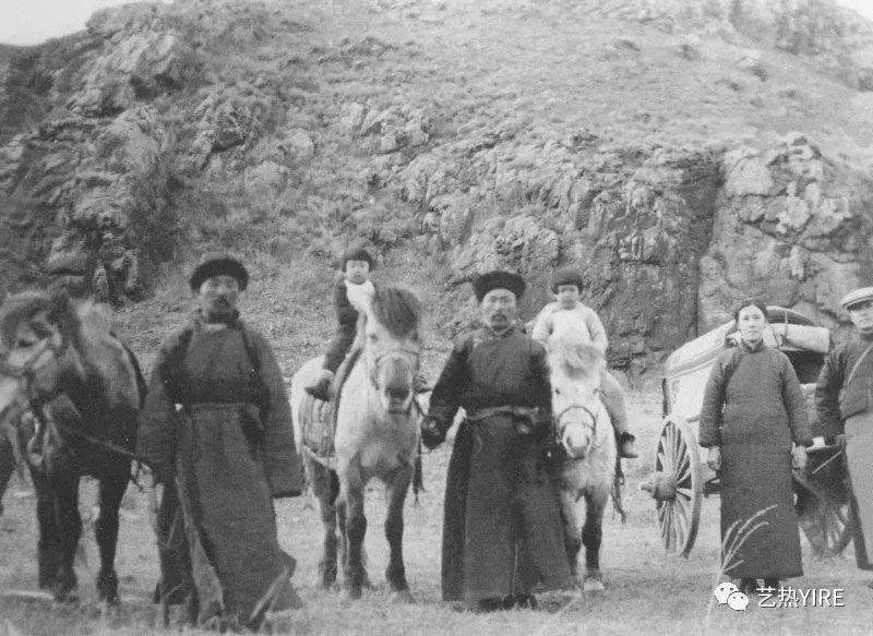 【蒙古历史】科尔沁蒙古民族老照片 太罕见了! 第31张