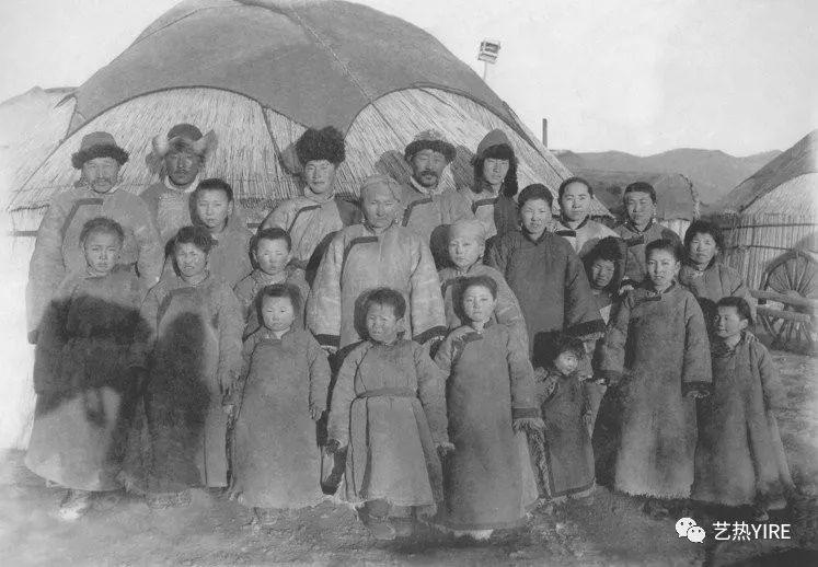 【蒙古历史】科尔沁蒙古民族老照片 太罕见了! 第32张
