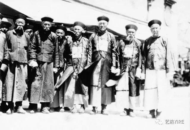 【蒙古历史】科尔沁蒙古民族老照片 太罕见了! 第38张