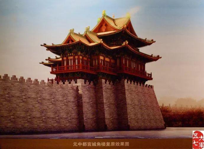 曾消失600多年的元代文明 —— 元中都遗址 第34张