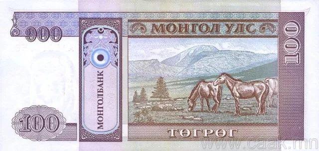 蒙央行新发行面值2万图格里克硬币 附蒙古国纸币历史变迁(组图) 第140张