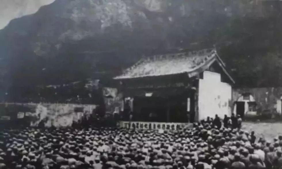 1939年中共领导人在延安祭奠圣祖成吉思汗 第2张