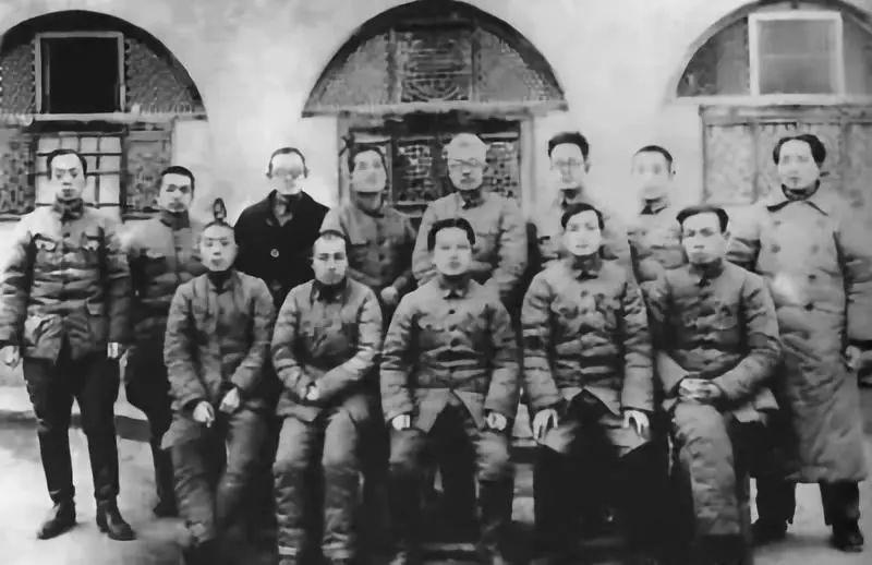 1939年中共领导人在延安祭奠圣祖成吉思汗 第3张