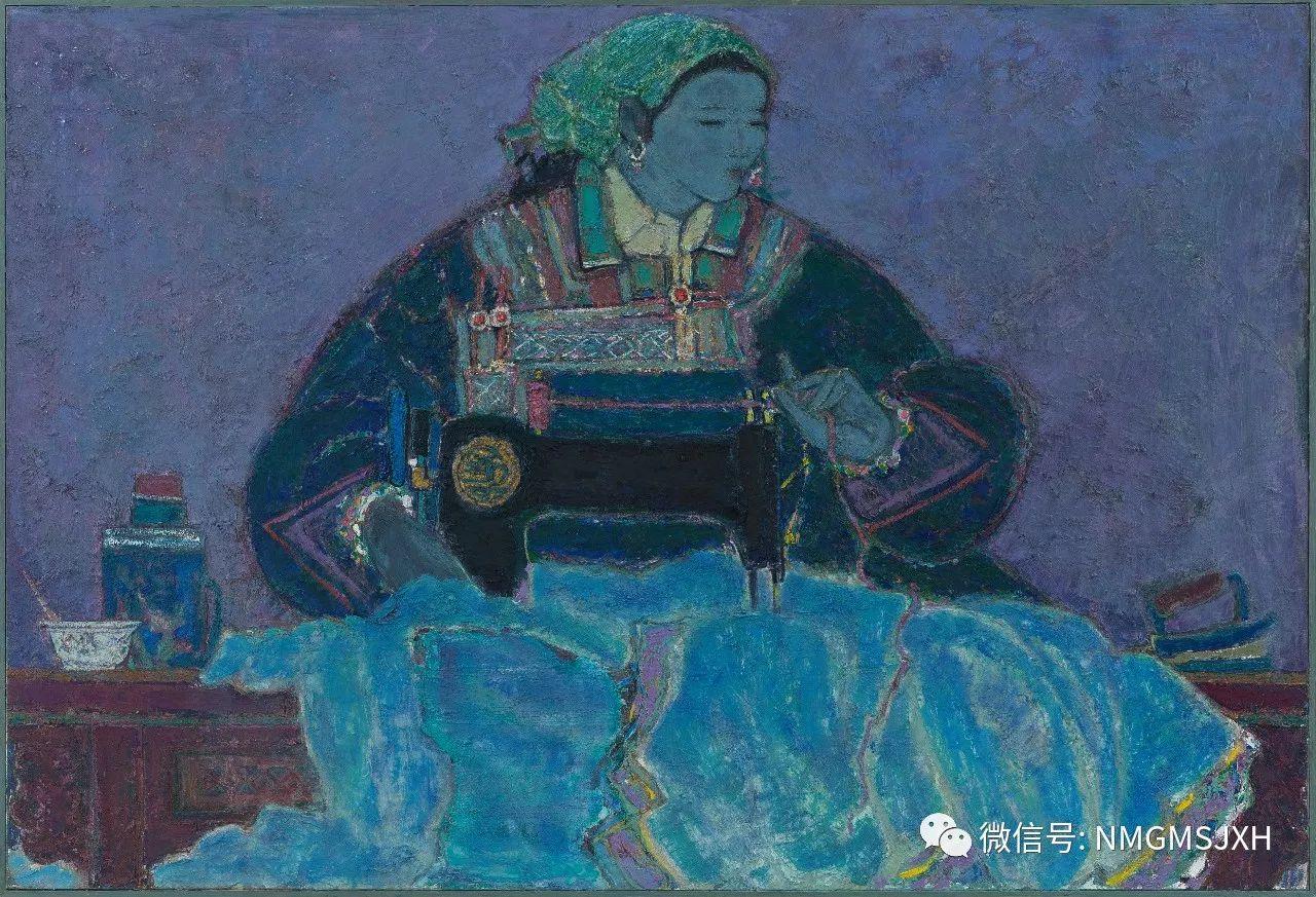 内蒙古美术新人新作展作品(一) 第2张