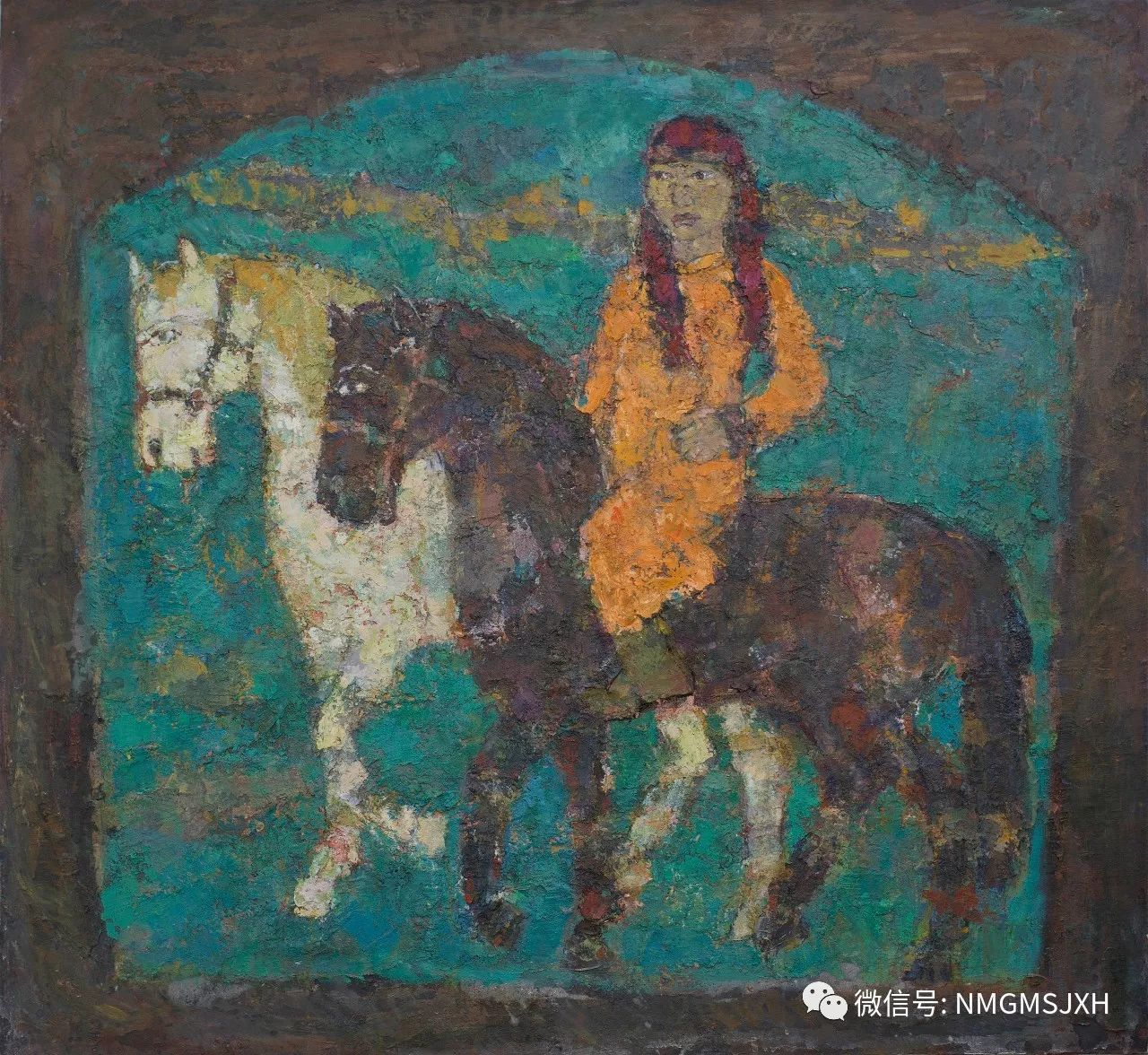 内蒙古美术新人新作展作品(一) 第6张