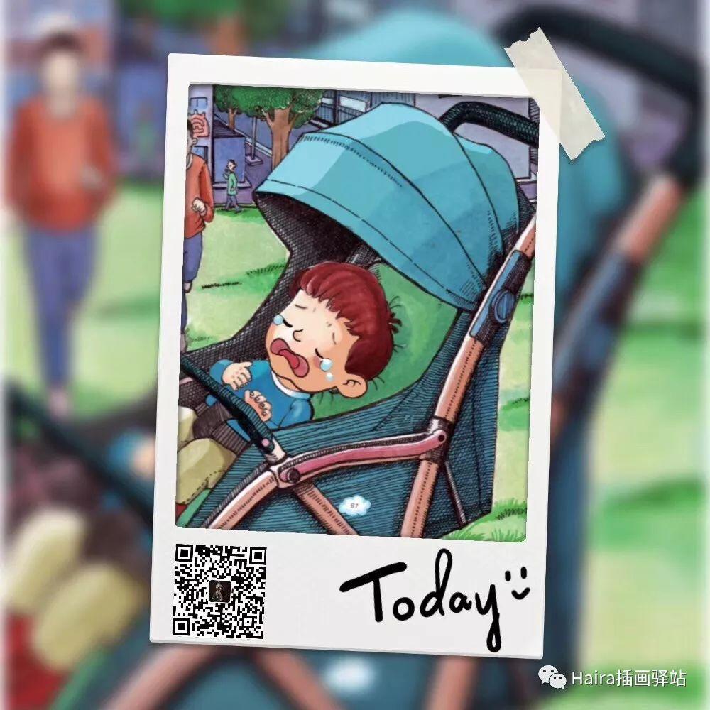 访谈 |蒙古族插画家阿拉坦苏那嘎的创作故事 第21张