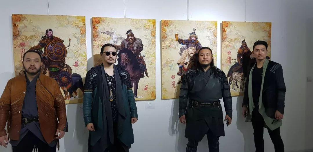 带你了解风靡全球的蒙古乐队The HU 第1张