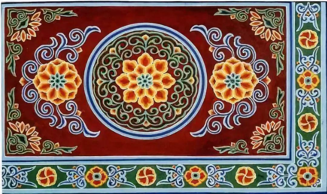 内蒙古民间美术历史悠久,丰富多彩 第1张