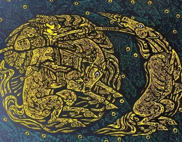 内蒙古民间美术历史悠久,丰富多彩 第11张