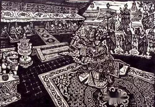内蒙古民间美术历史悠久,丰富多彩 第13张