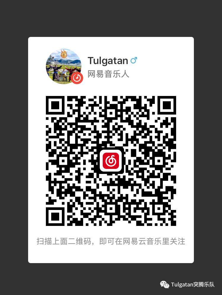 2019Tulgatan突腾乐队最新单曲-Ayul·灾《6.5环境保护日公益歌曲》 第12张