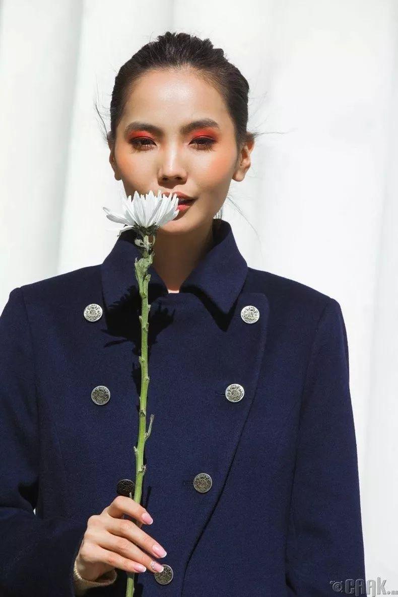 【蒙古佳丽】蒙古美女最新图集 气质非凡 太养眼了! 第15张