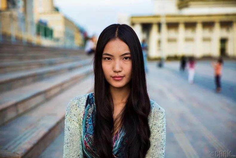 【蒙古佳丽】蒙古美女最新图集 气质非凡 太养眼了! 第20张