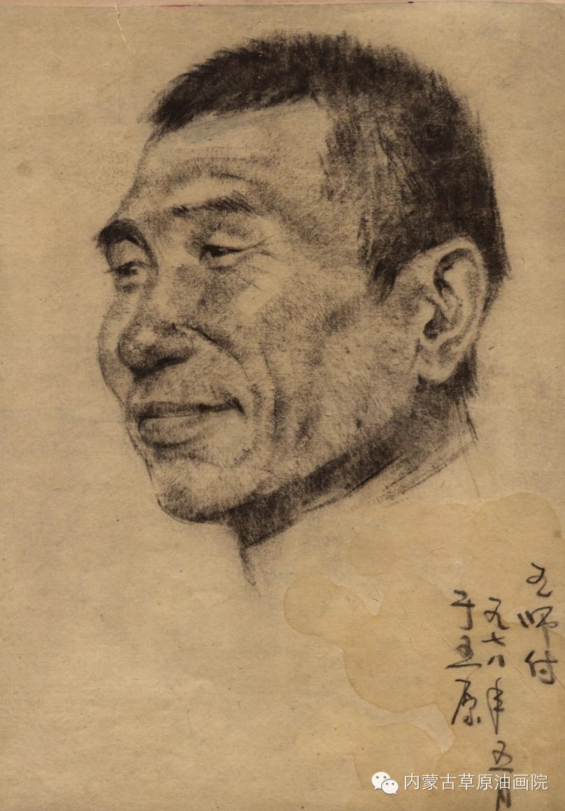 内蒙古草原油画院画家--吉尔格楞 第8张