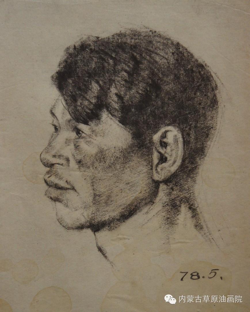 内蒙古草原油画院画家--吉尔格楞 第11张