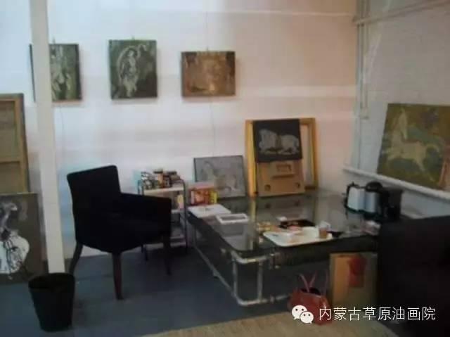 内蒙古草原油画院画家--砂金 第30张