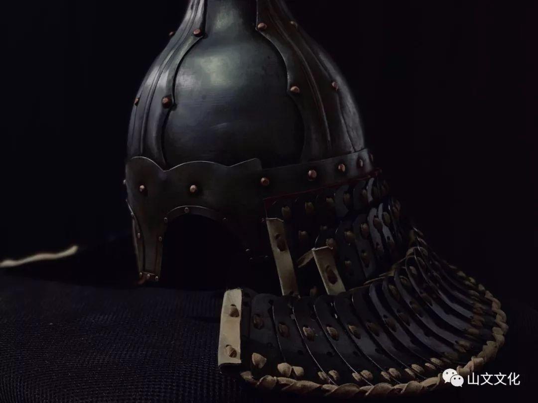 噔,盔甲出炉了 | 蒙古帝国胸背阔板铁札甲 第4张