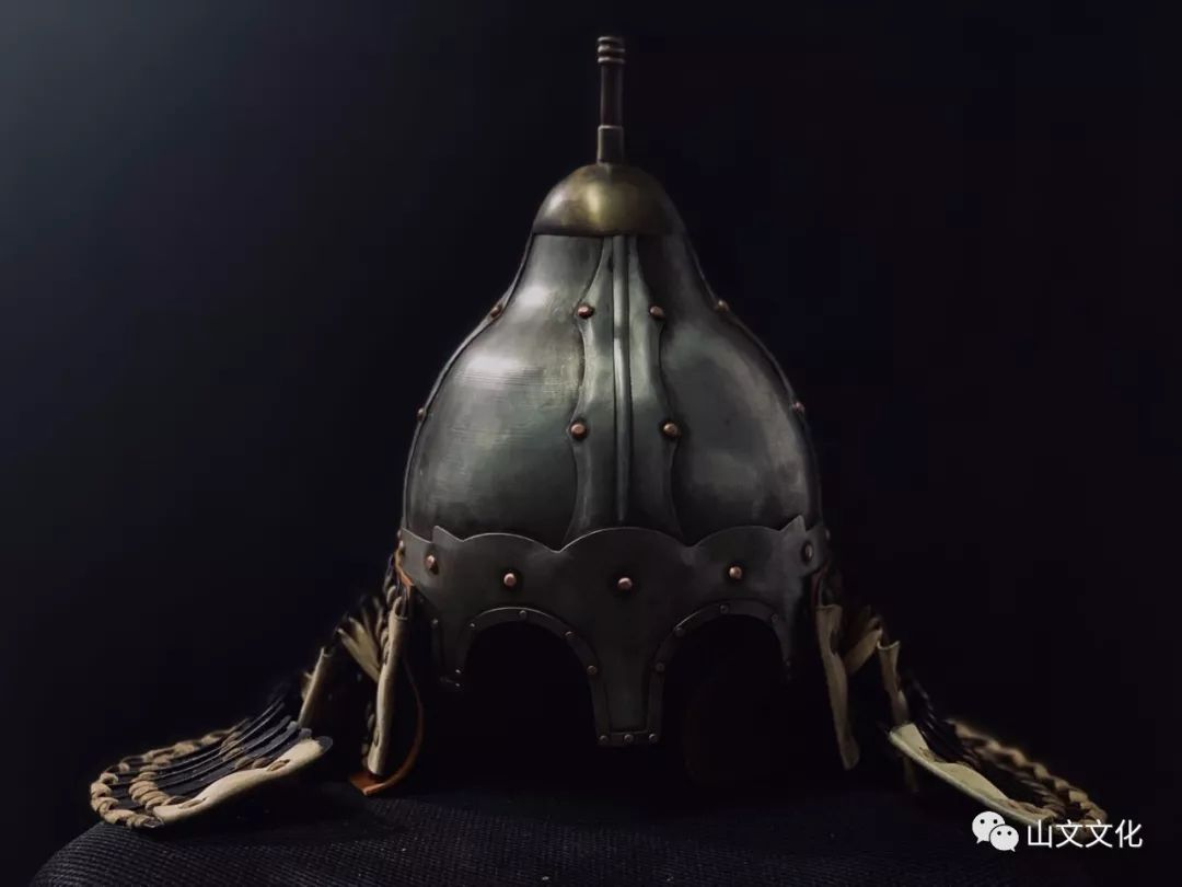 噔,盔甲出炉了 | 蒙古帝国胸背阔板铁札甲 第3张