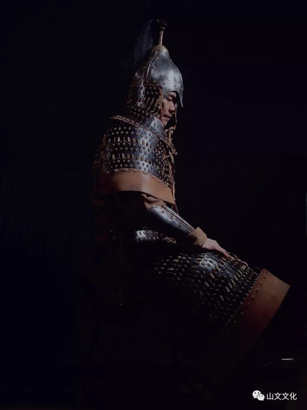 噔,盔甲出炉了 | 蒙古帝国胸背阔板铁札甲 第9张