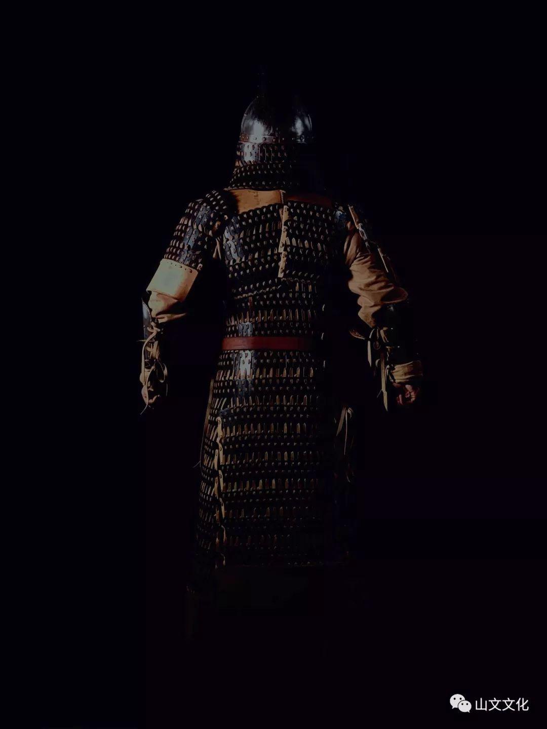 噔,盔甲出炉了 | 蒙古帝国胸背阔板铁札甲 第10张