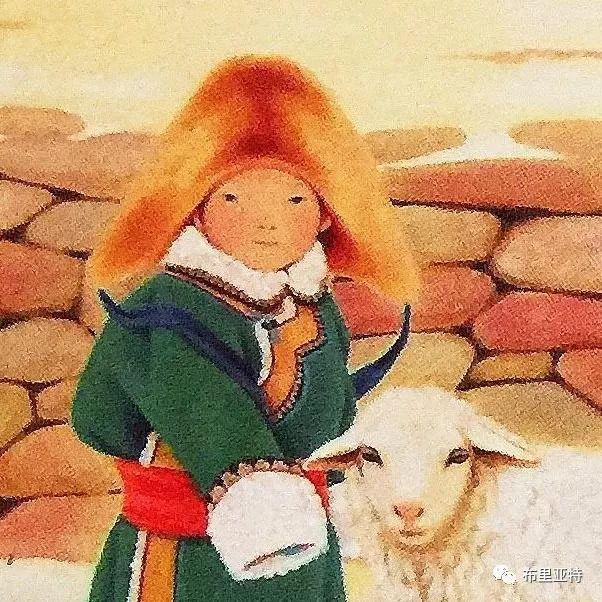 旅日草原画家Oogonbair作品欣赏,太喜欢了 第24张