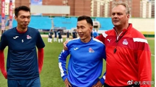 【蒙古新闻】蒙古足球队员们实现了历史性突破 第2张