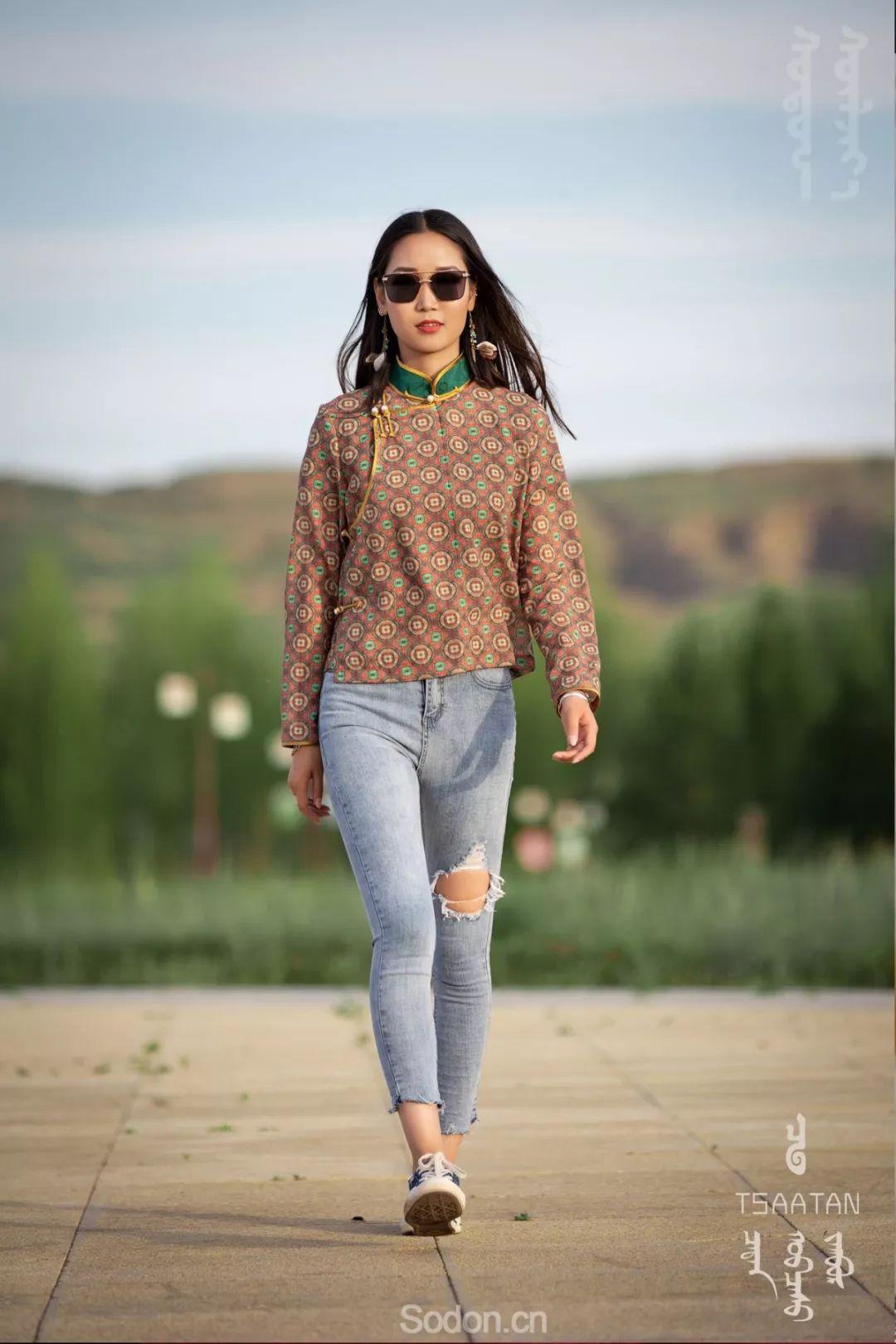 TSAATAN蒙古时装 2019夏季新款首发 第7张
