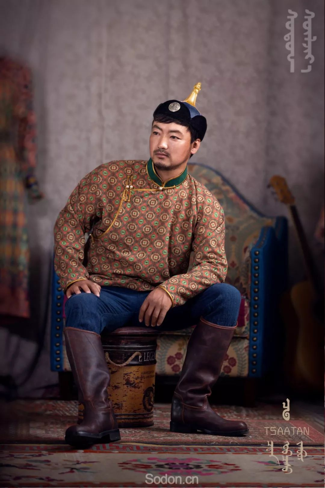 TSAATAN蒙古时装 2019夏季新款首发 第13张