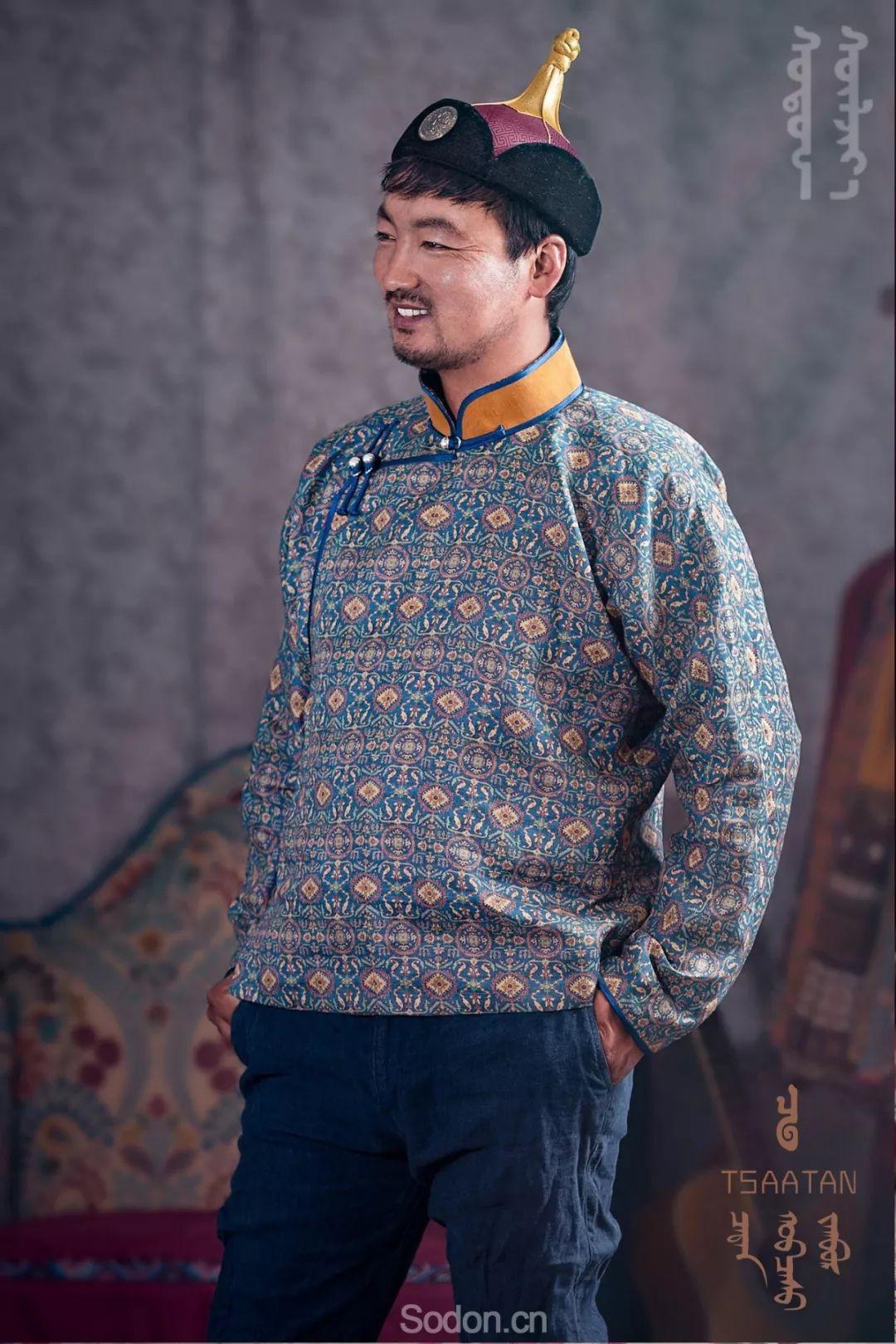 TSAATAN蒙古时装 2019夏季新款首发 第11张