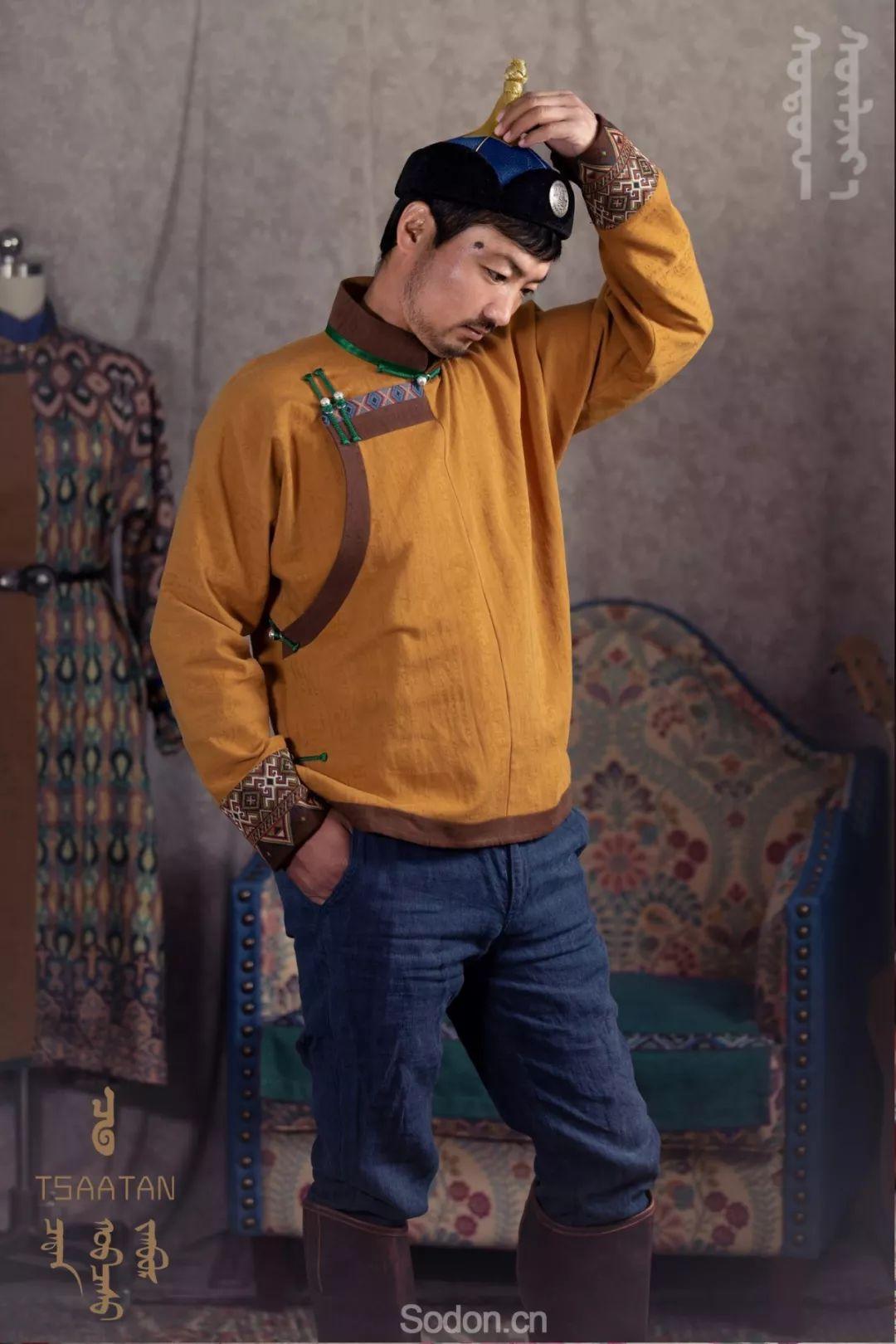 TSAATAN蒙古时装 2019夏季新款首发 第44张