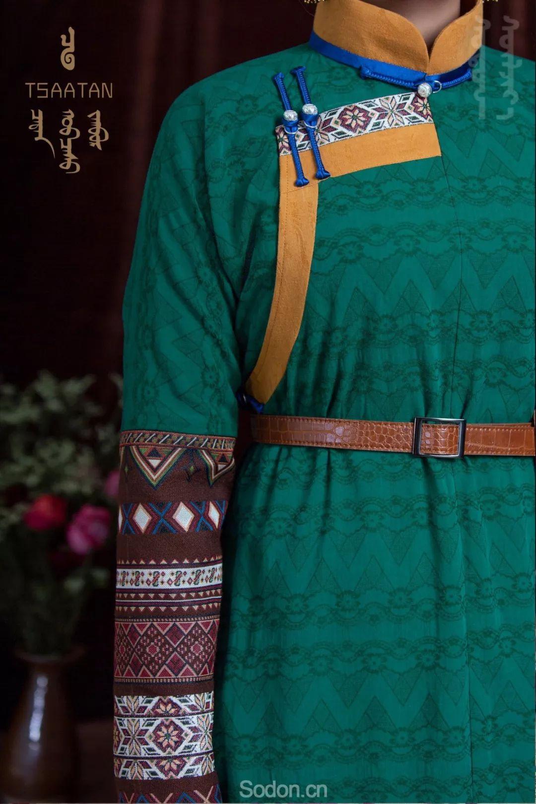 TSAATAN蒙古时装 2019夏季新款首发 第48张