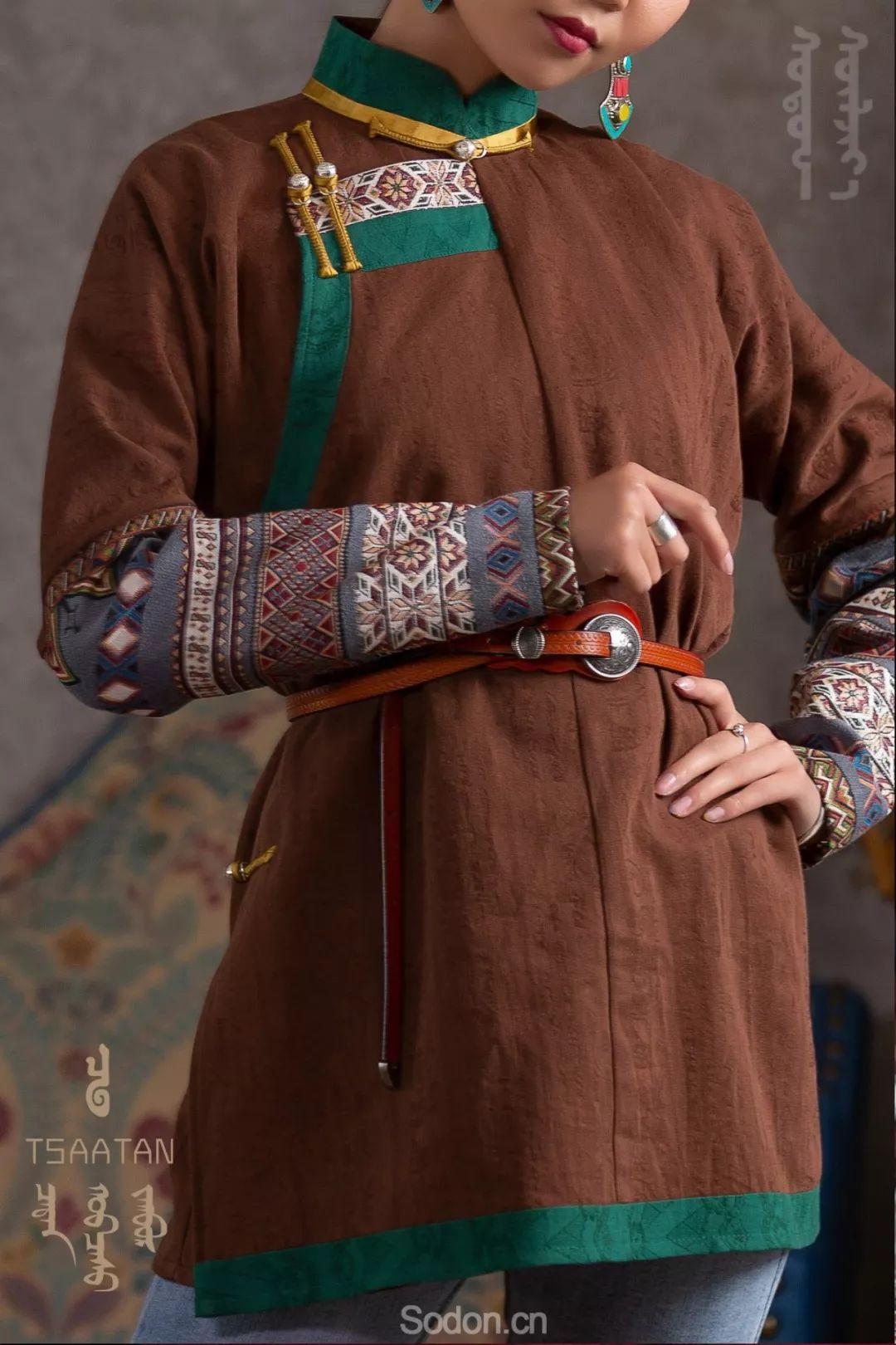 TSAATAN蒙古时装 2019夏季新款首发 第58张