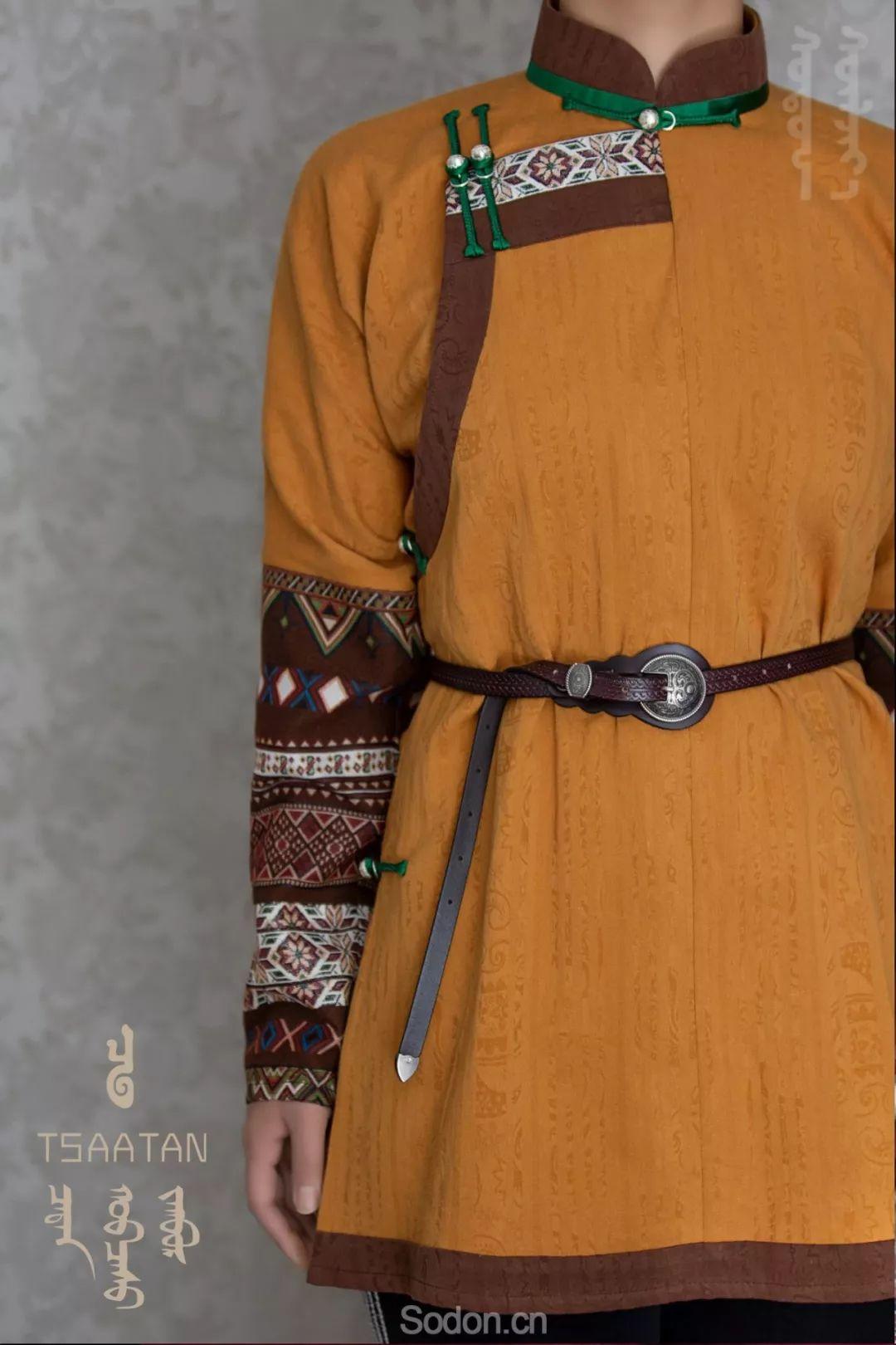 TSAATAN蒙古时装 2019夏季新款首发 第60张