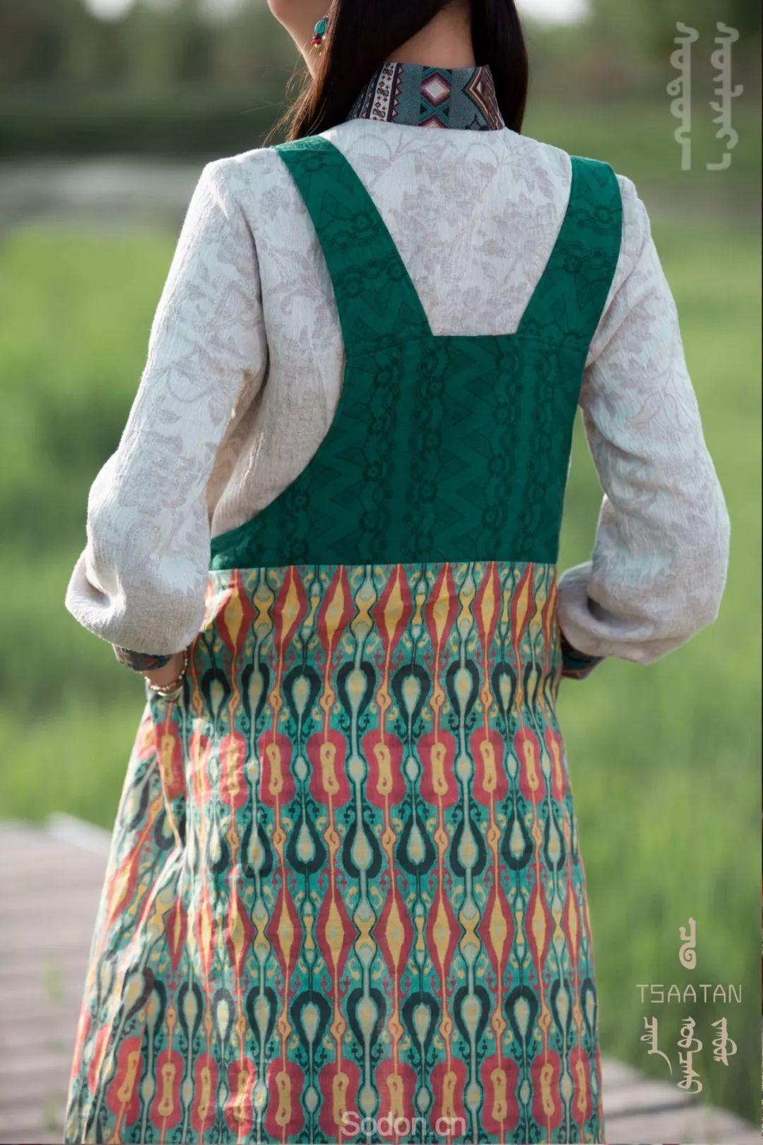 TSAATAN蒙古时装 2019夏季新款首发 第78张