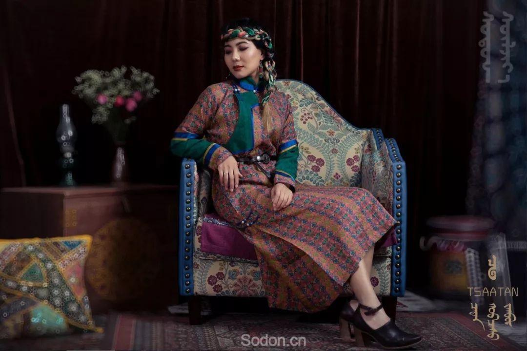 TSAATAN蒙古时装 2019夏季新款首发 第92张