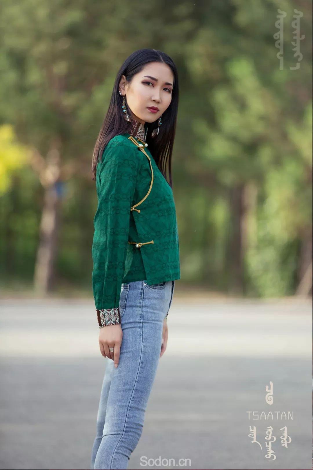 TSAATAN蒙古时装 2019夏季新款首发 第98张