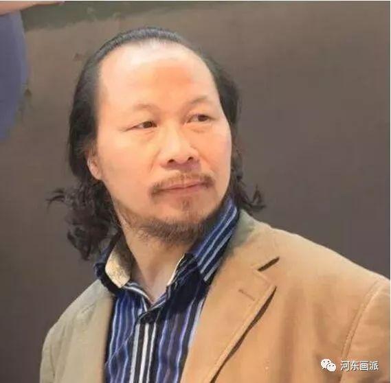 【河东画派】中国艺术家协会副主席——巴特尔·林甲 第1张