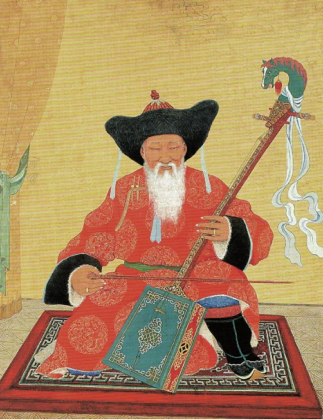 【艺术】蒙古国现当代绘画艺术的起源 第16张