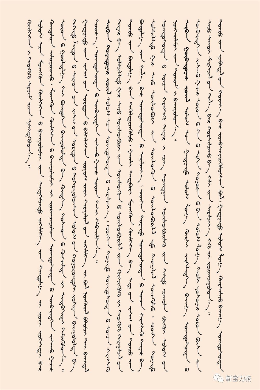 国务院实施中华人民共和国民族区域自治法若干规定(蒙文) 第7张