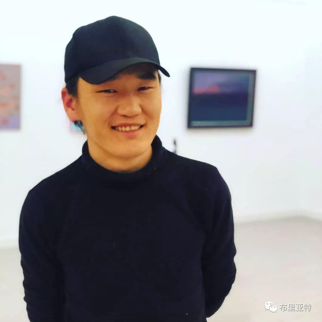 蒙古国90后自由画家甘·巴雅尔作品欣赏,浓浓的天鹅神话风 第26张