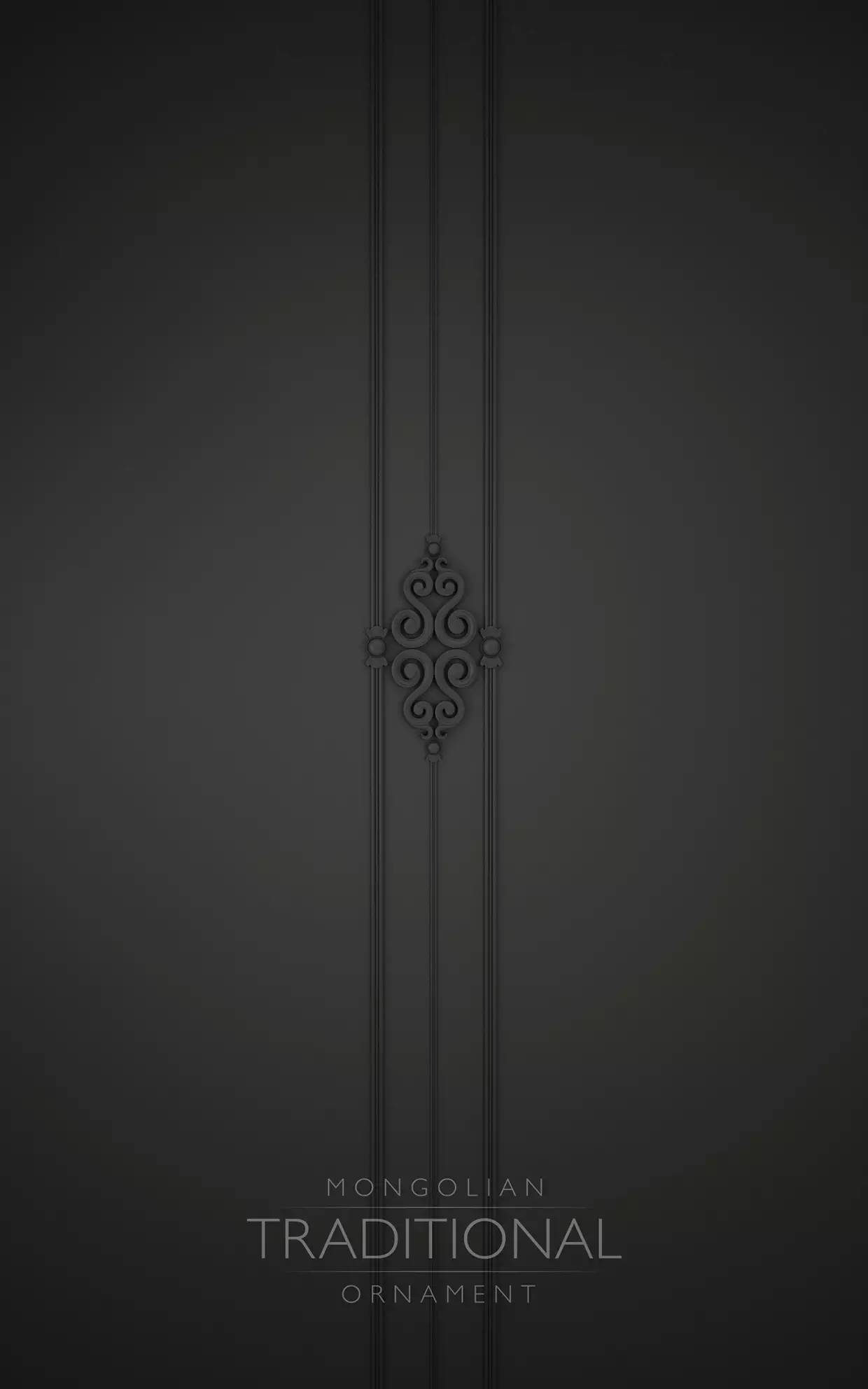 室内设计 蒙族传统装饰(Mongolian Traditional Ornament) 第7张