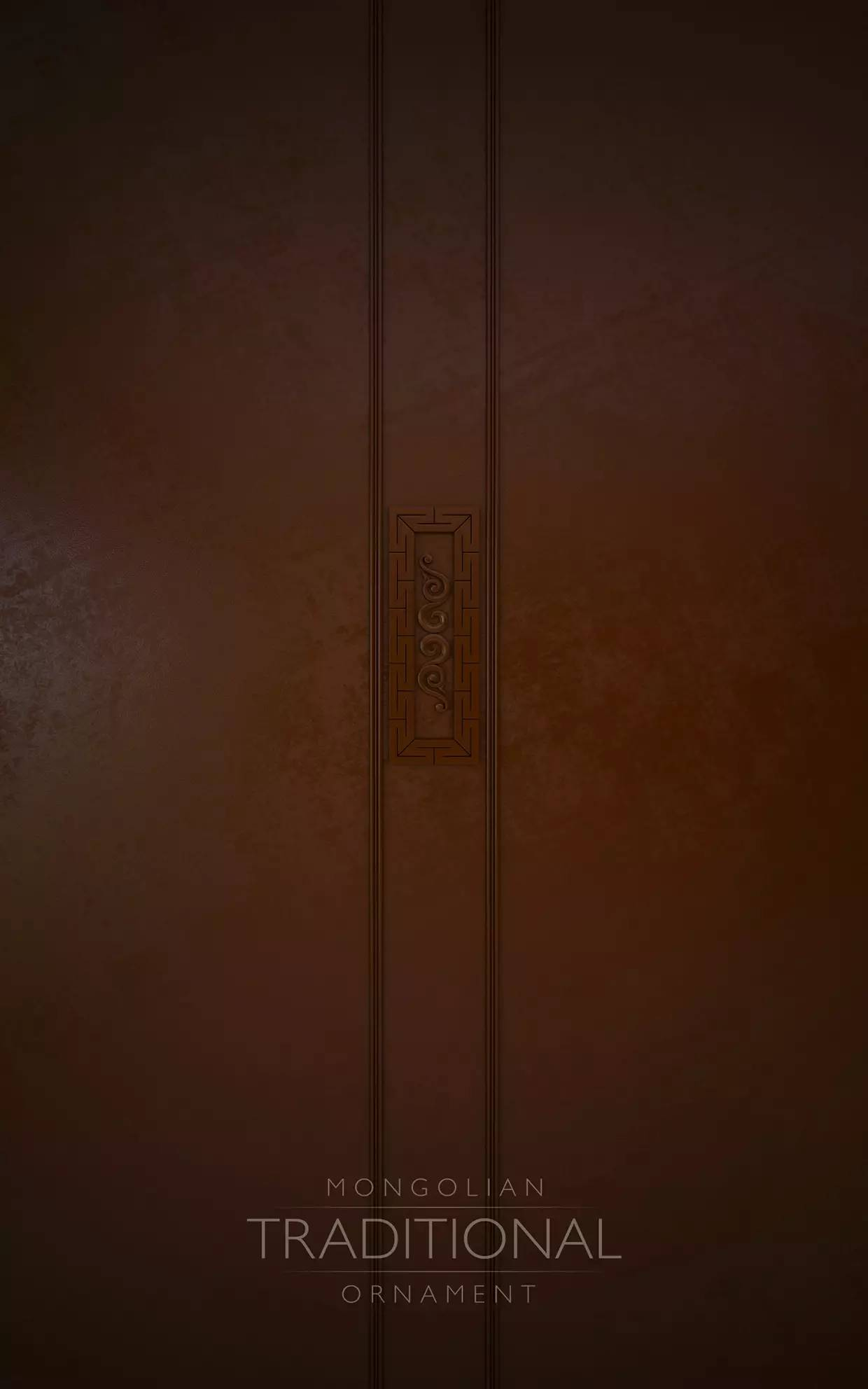 室内设计 蒙族传统装饰(Mongolian Traditional Ornament) 第10张