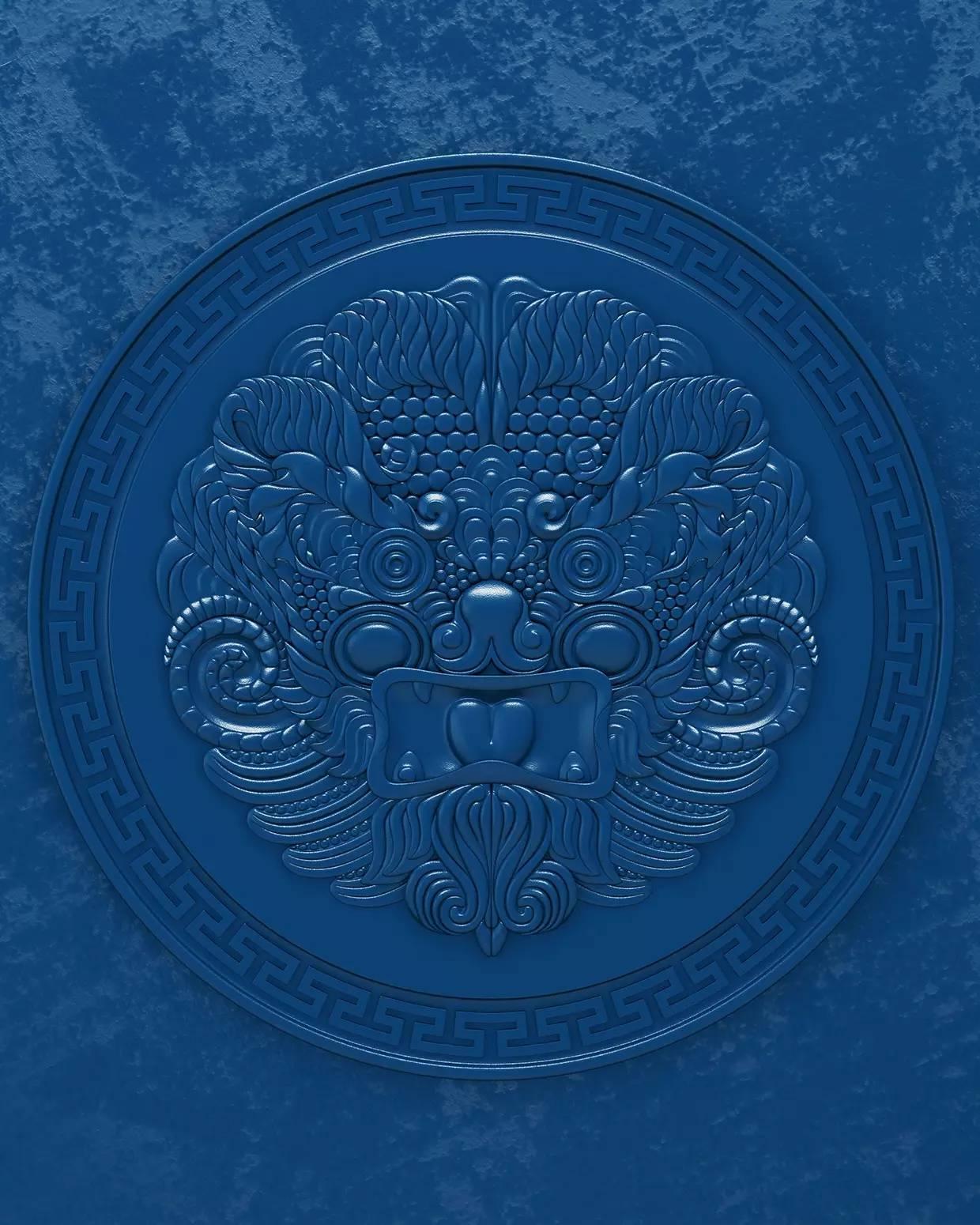 室内设计 蒙族传统装饰(Mongolian Traditional Ornament) 第12张