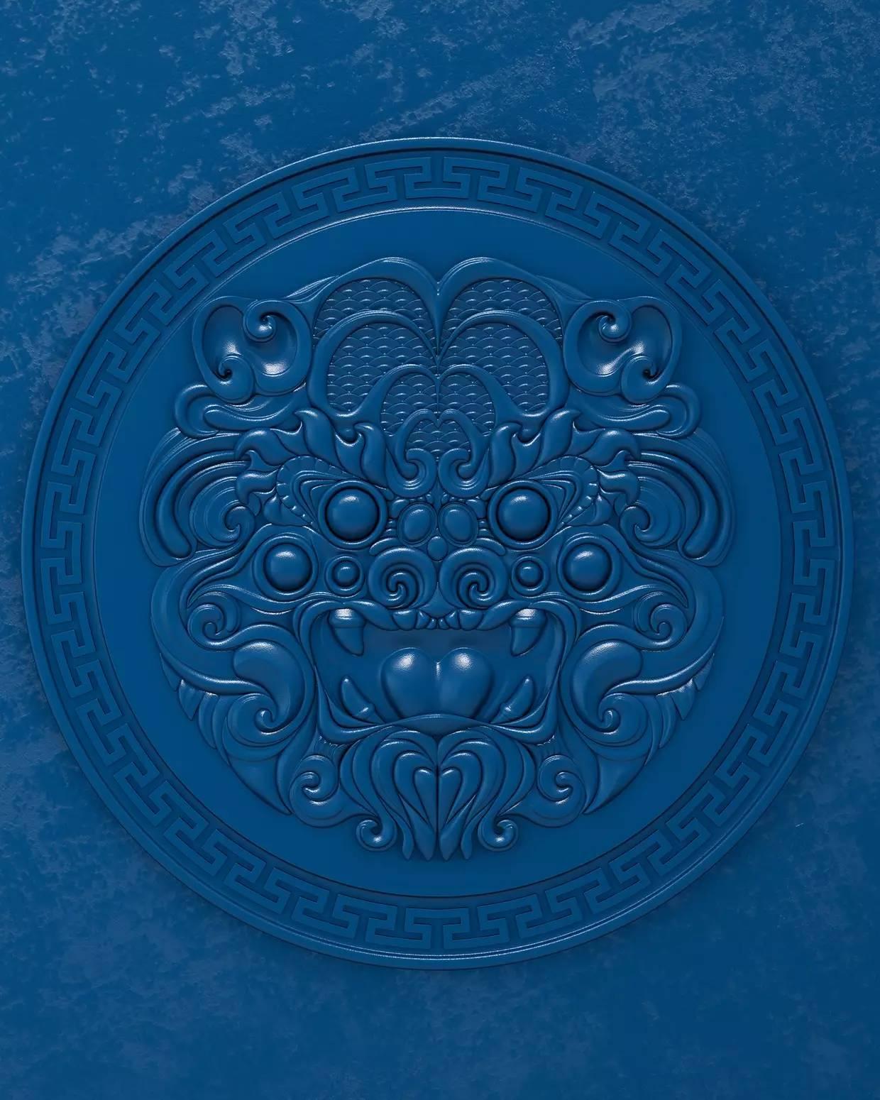 室内设计 蒙族传统装饰(Mongolian Traditional Ornament) 第15张
