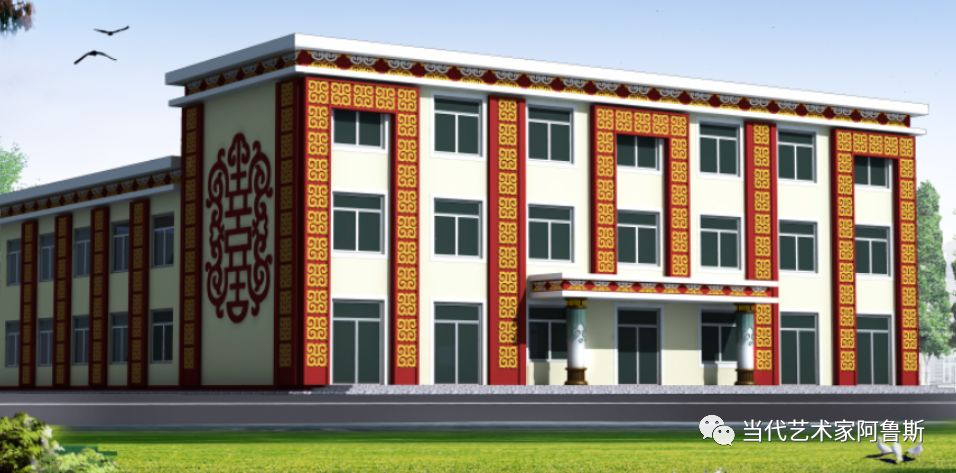 民族建筑装饰领航者--北京蒙鑫雕朔装饰有限公司 第4张