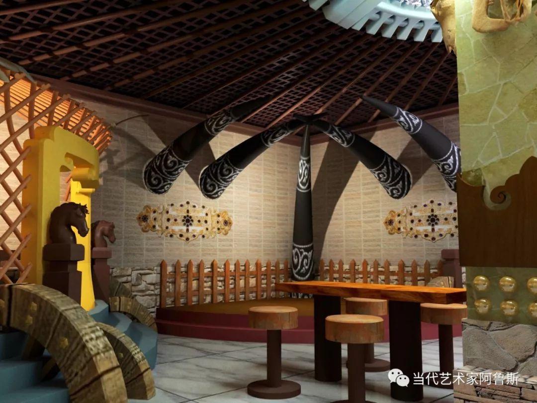 民族建筑装饰领航者--北京蒙鑫雕朔装饰有限公司 第9张