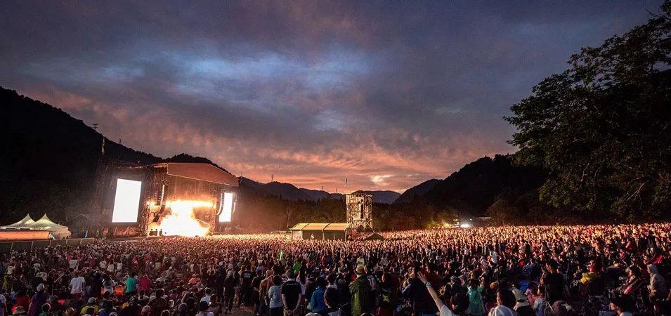 杭盖乐队即将登上亚洲最大摇滚音乐节 FUJI ROCK FESTIVAL 第5张