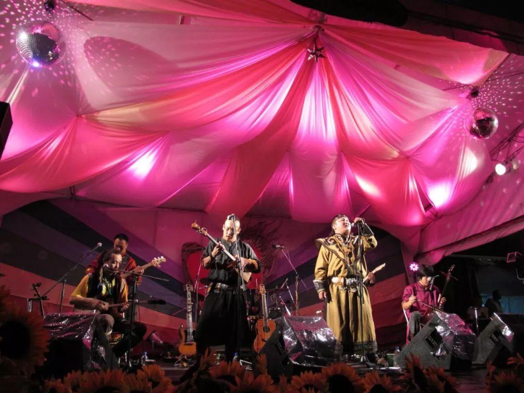 杭盖乐队即将登上亚洲最大摇滚音乐节 FUJI ROCK FESTIVAL 第20张